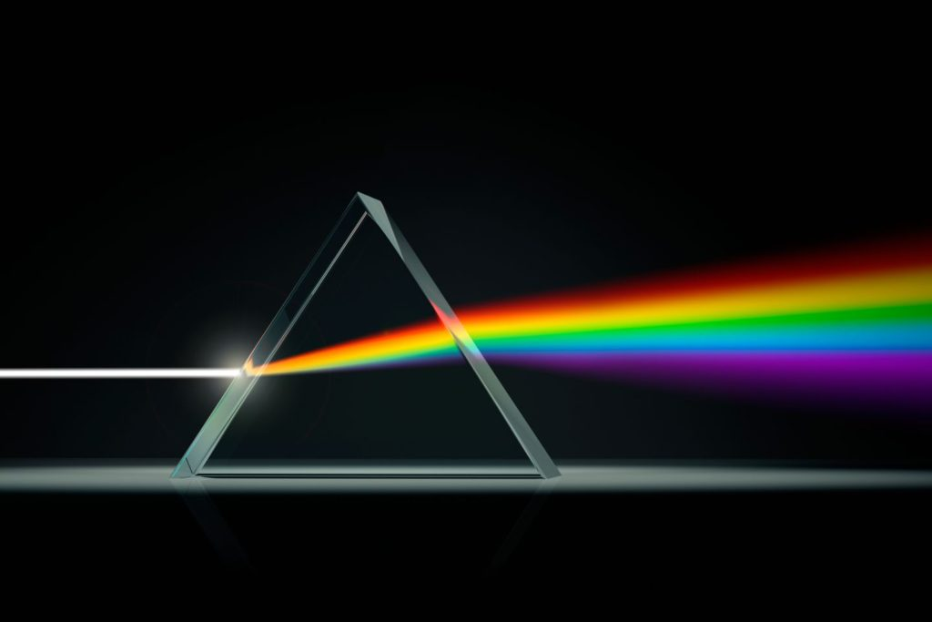 Newton's Opticks and the prism